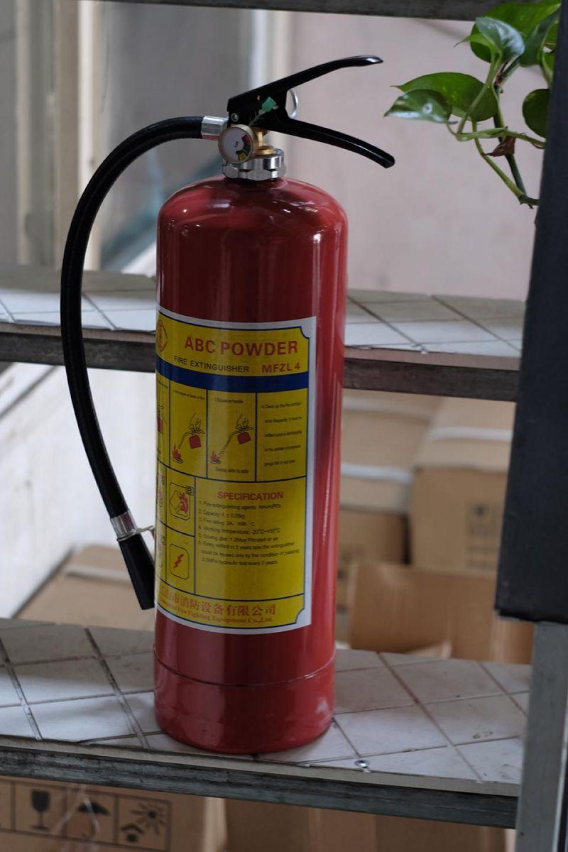 bình bột khô abc chữa cháy loại tốt có kiểm định an toàn