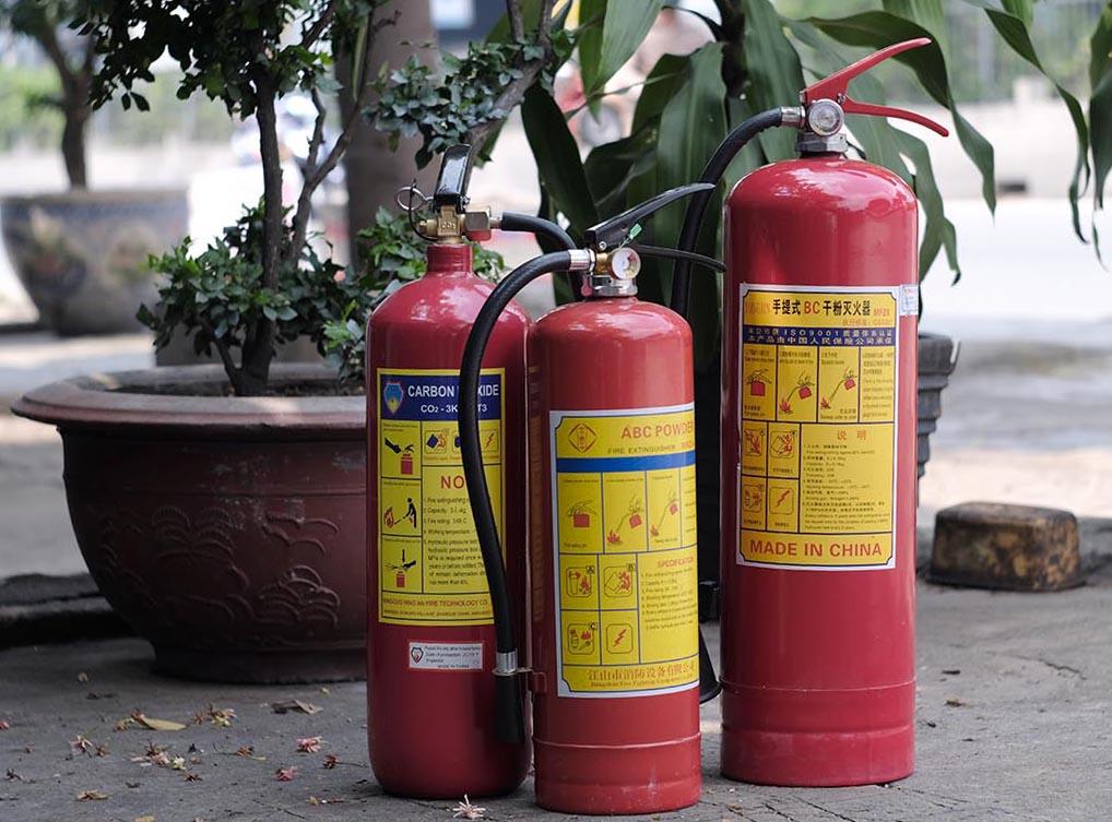 Bình Chữa Cháy Giá Rẻ | An Toàn | Mới 100% | Có Kiểm Định PCCC