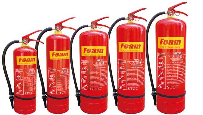 mua bình cứu hỏa bọt foam tại tphcm giá rẻ