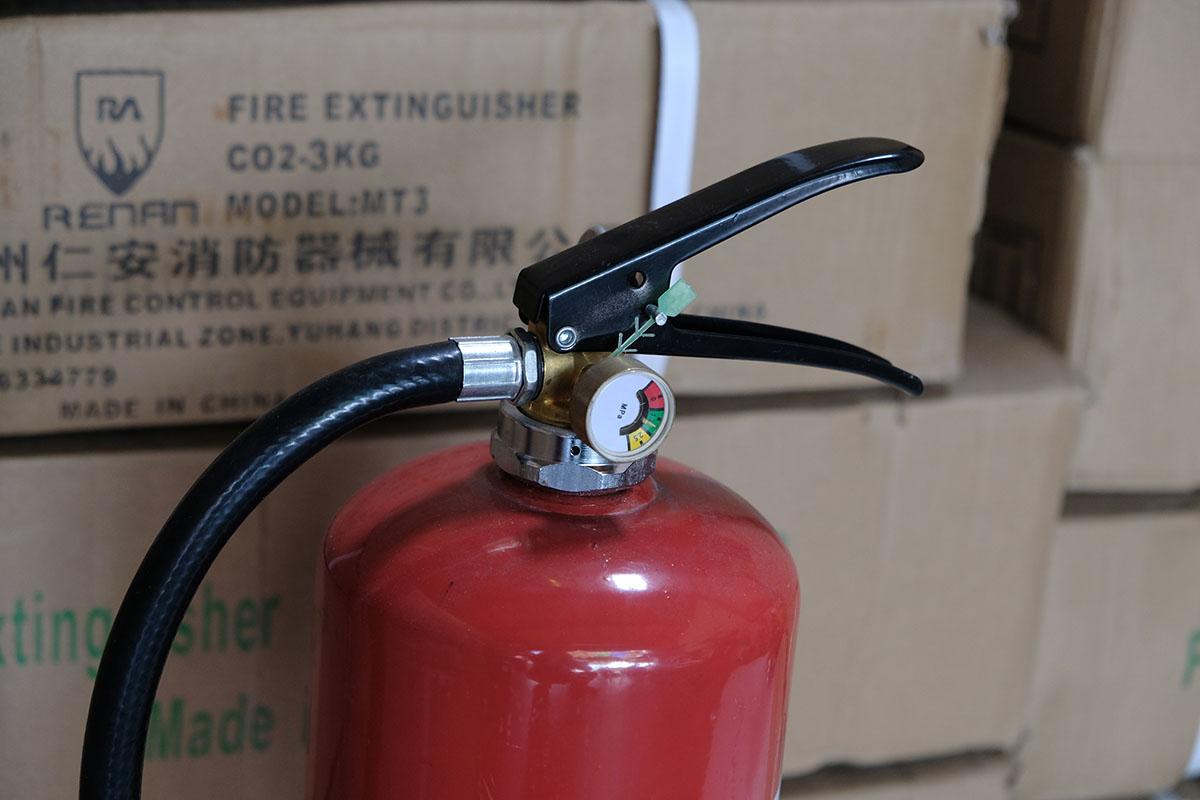 Bình chữa cháy bột ABC 4kg MFZL4 xách tay