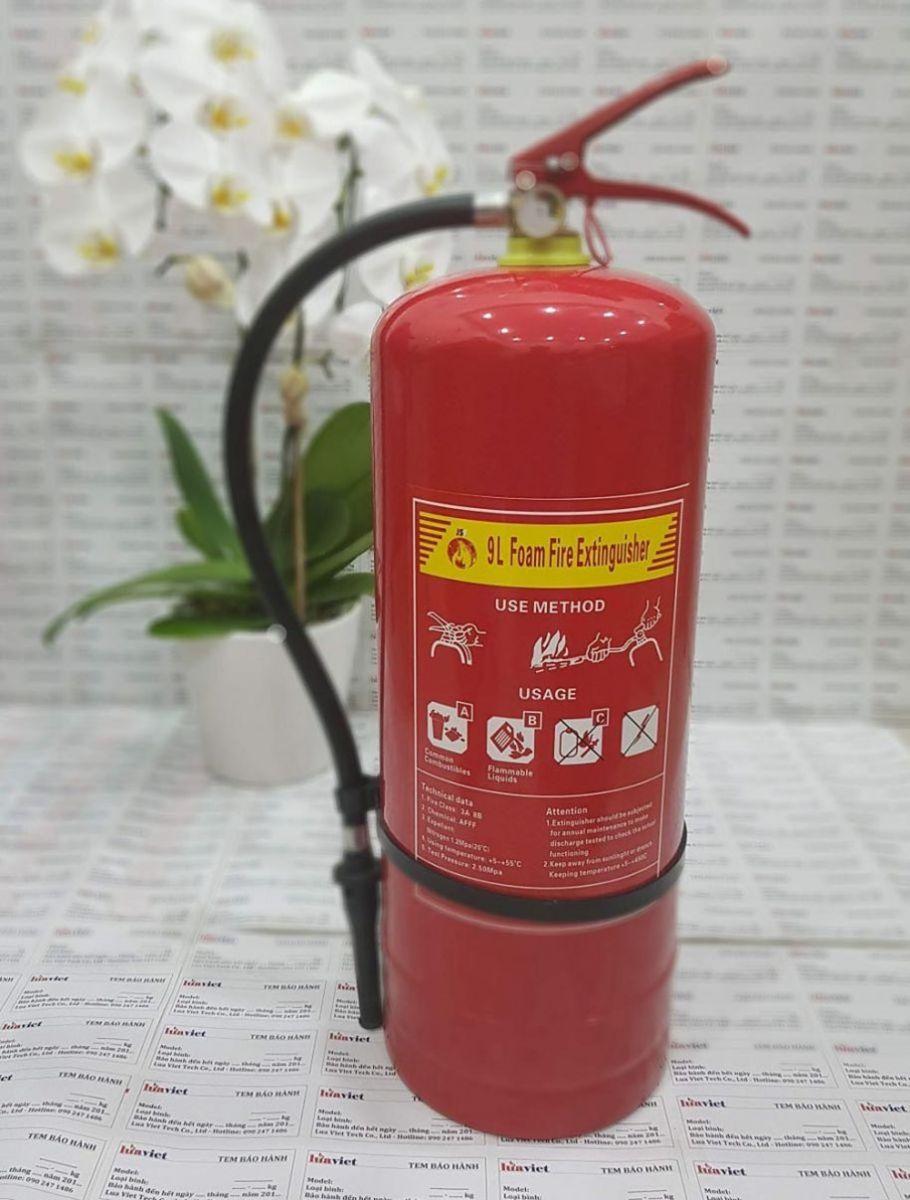 Bình chữa cháy bọt foam MPZ9  9 Lít