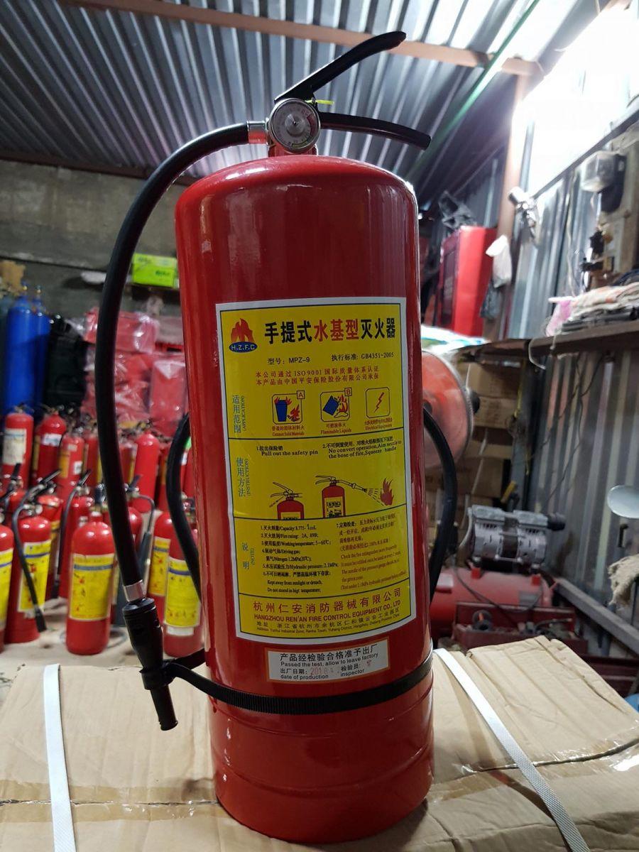 Bình chữa cháy bọt foam 9 Lít MPZ9