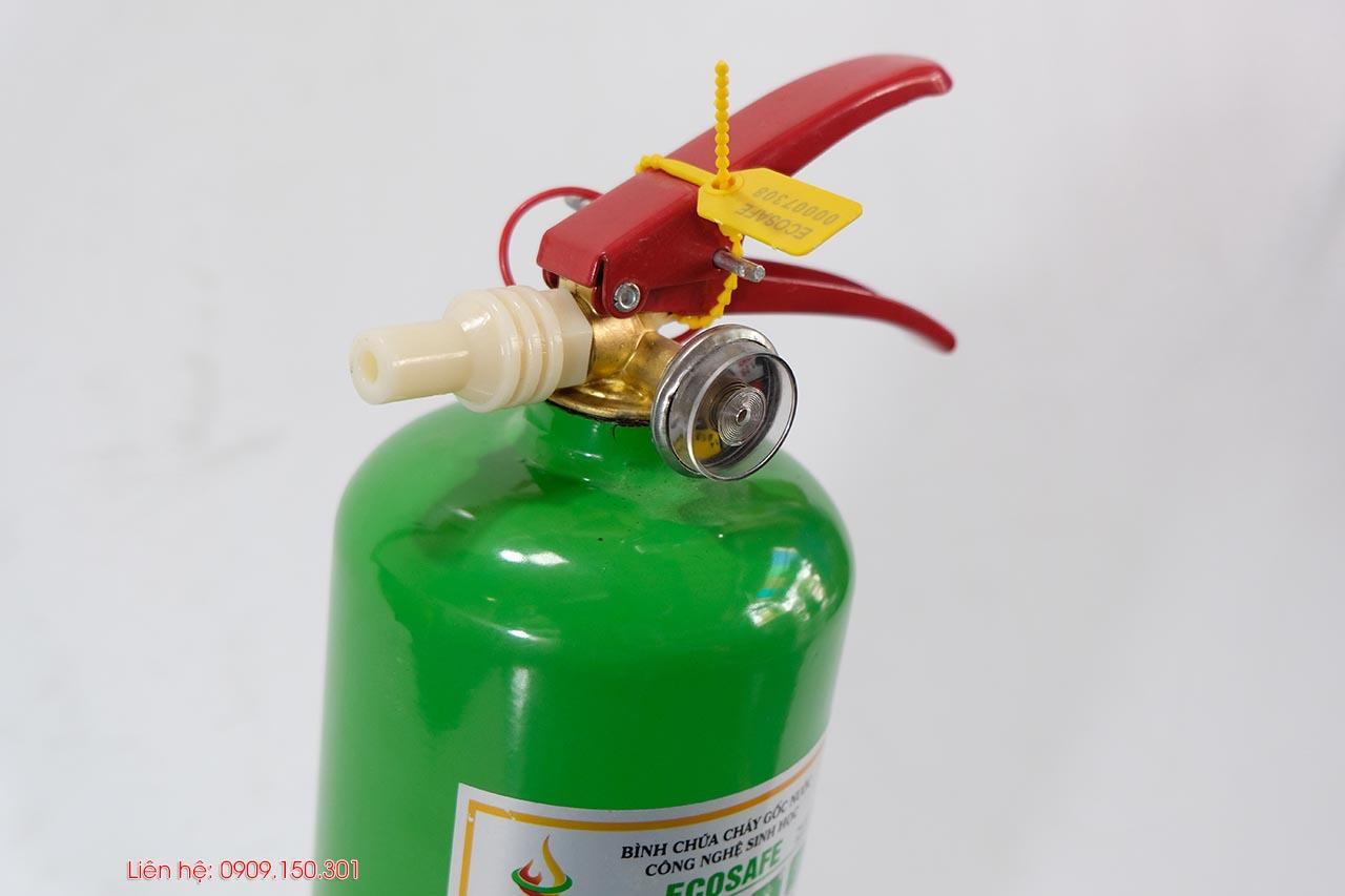 bình chữa cháy gốc nước ES2 2 lít Ecosafe Việt Nam
