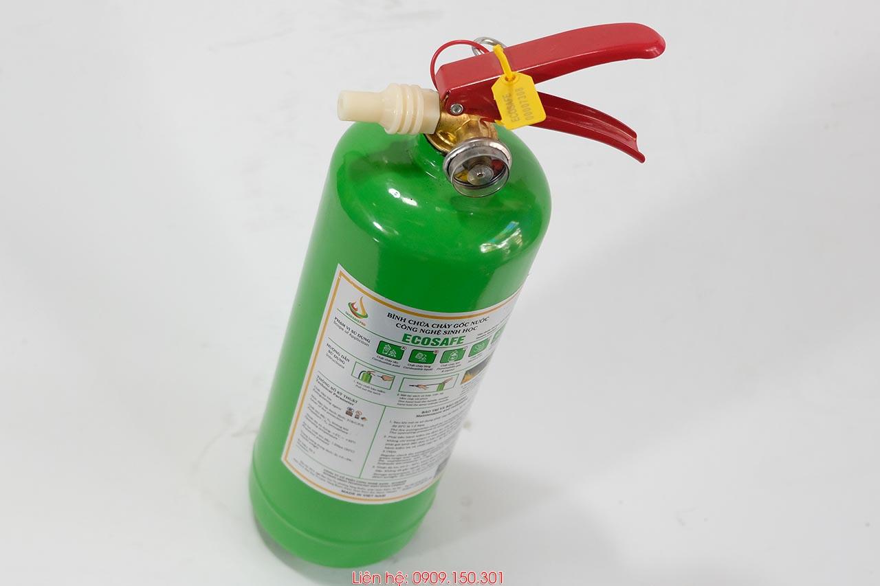 bình chữa cháy gốc nước Việt Nam ES2 Ecosafe 2 lít