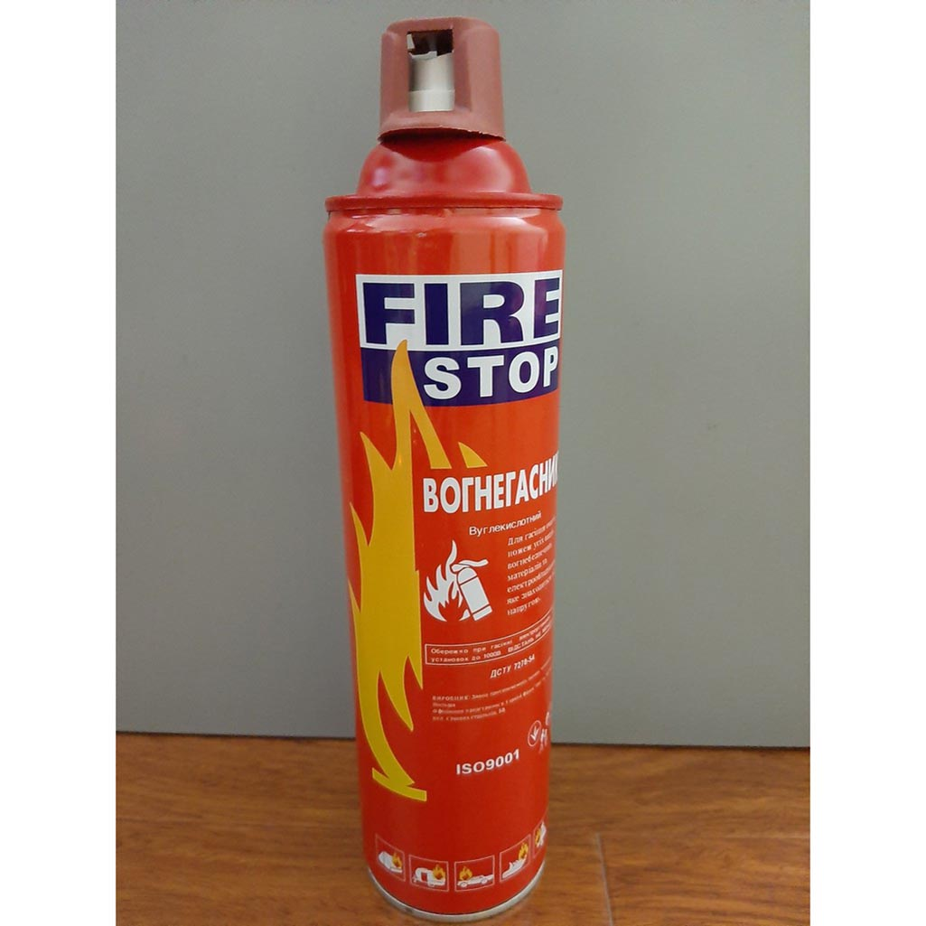 bình chữa cháy mini foam mini 1000ml fire stop