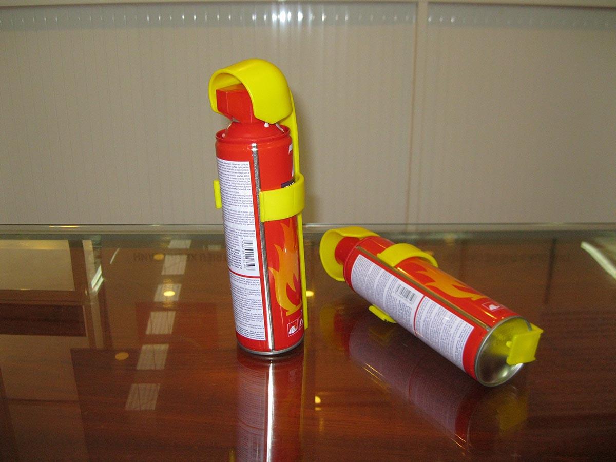 bình chữa cháy mini foam mini 500ml fire stop