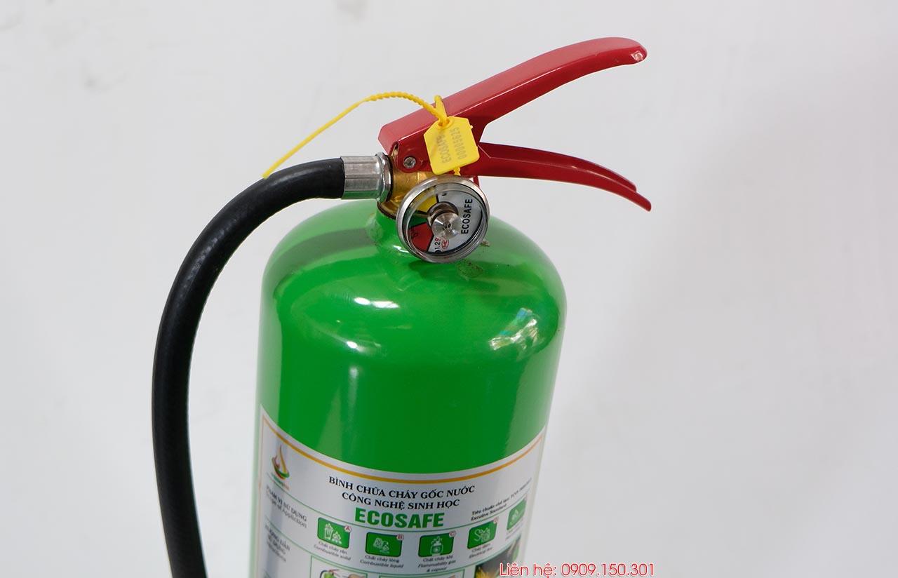 bình chữa cháy gốc nước ES4 4 lít Ecosafe Việt Nam