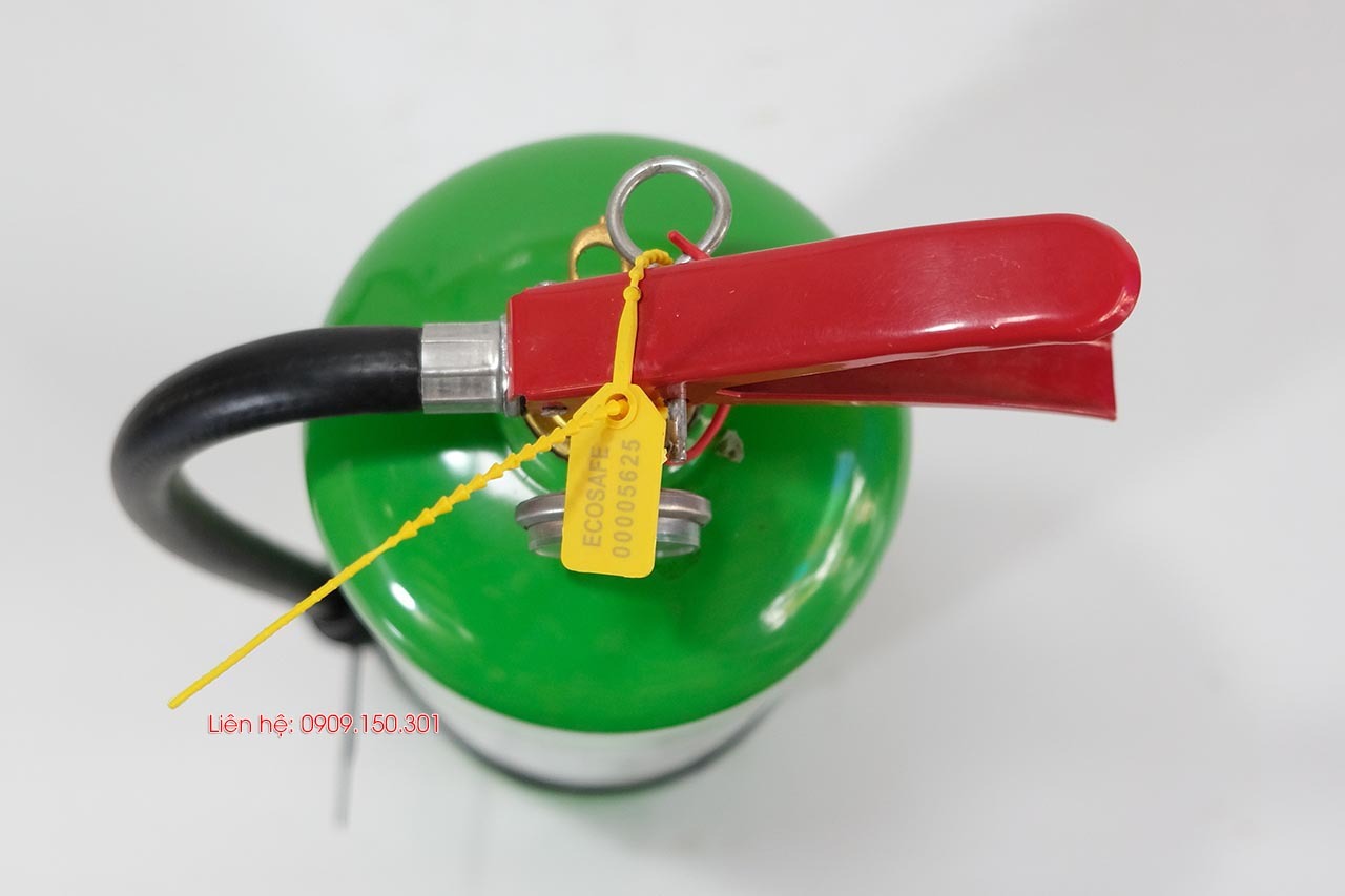 bình chữa cháy gốc nước ES4 Ecosafe Việt Nam 4 lít