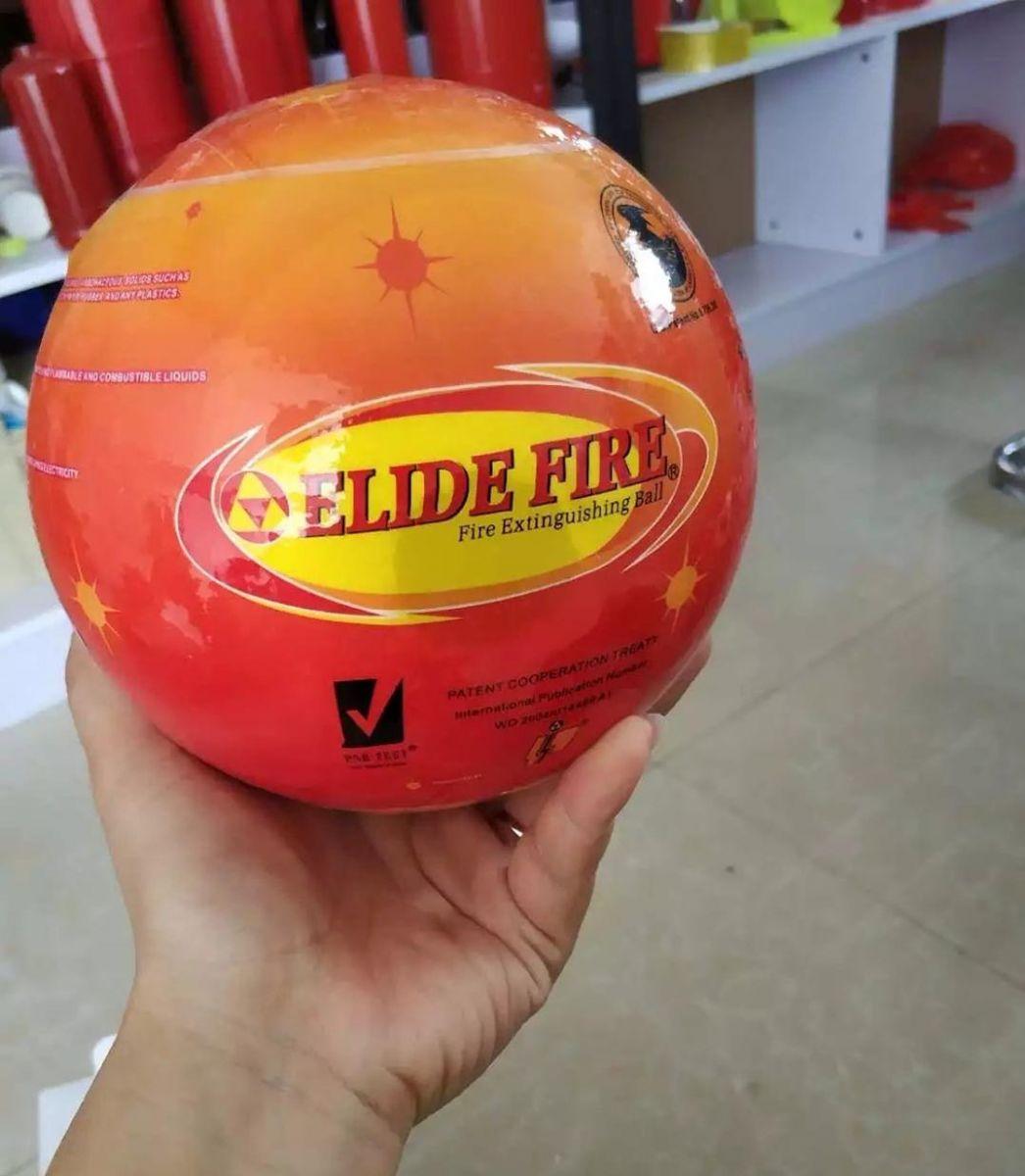 bóng chữa cháy Elide Fire Ball cao cấp Thái Lan