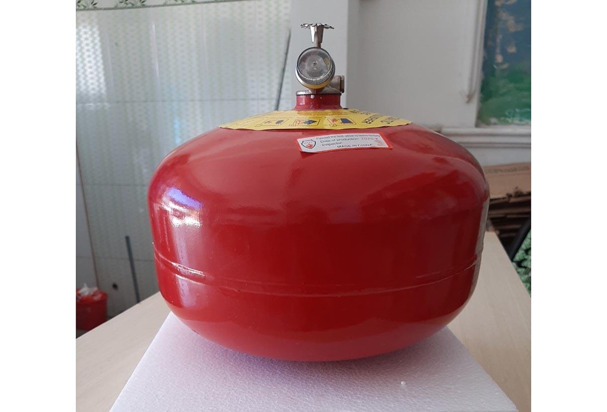 Quả cầu chữa cháy bột BC XZFTB8 8kg