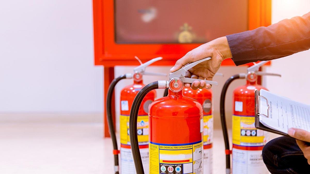 Quy định bao nhiêu m2 1 bình chữa cháy là đạt chuẩn?