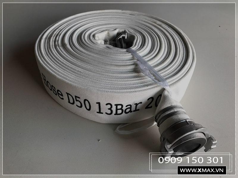 Vòi chữa cháy Hàn Quốc phi 65 13Bar 20m Ø65mm Korea Fire Hose