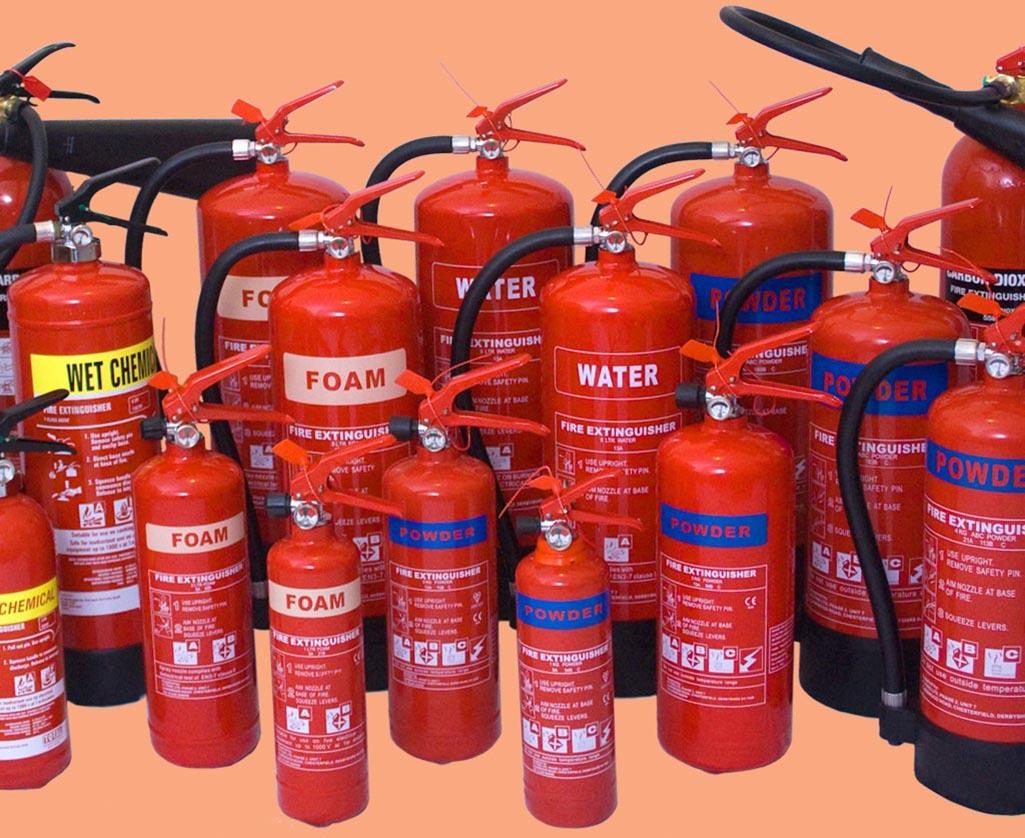 Bình chữa cháy có mấy loại? nên mua loại nào tốt mà giá rẻ?
