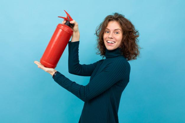 Bình bột chữa cháy ABC chữa cháy có hiệu quả với loại đám cháy nào?