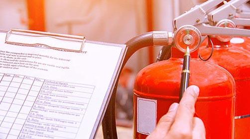 Cách nhận biết bình chữa cháy còn hay hết hạn sử dụng