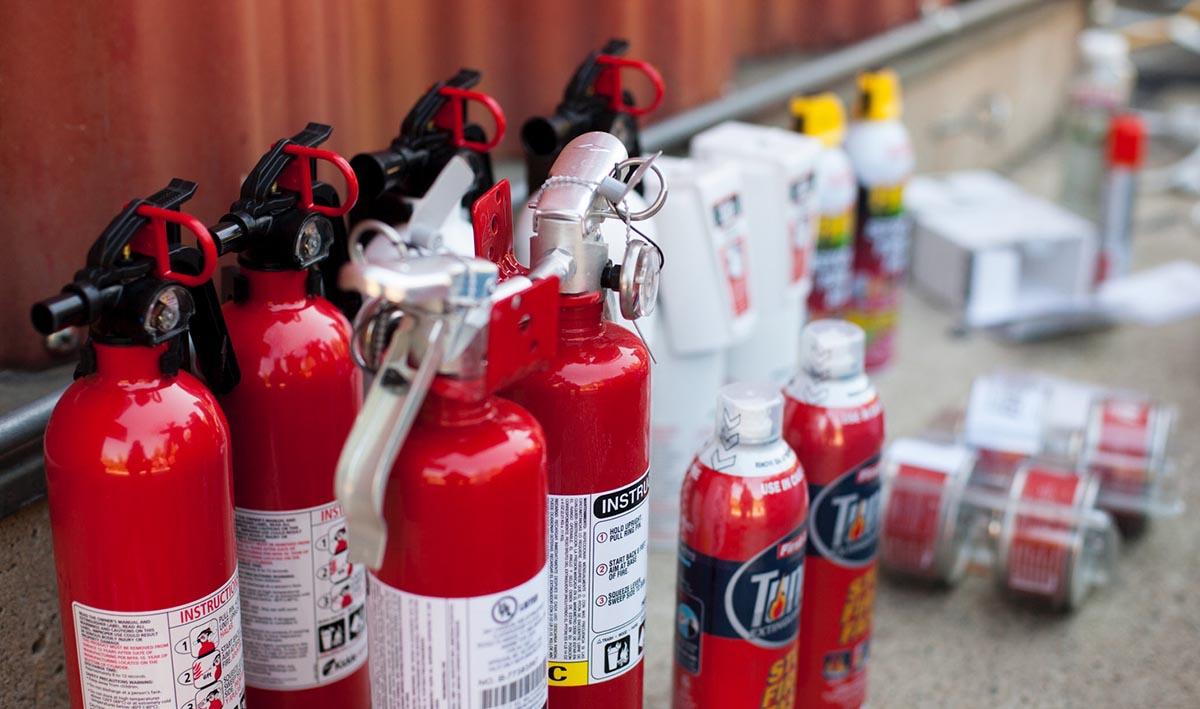Chất chữa cháy nào nên sử dụng với đám cháy thiết bị điện tử