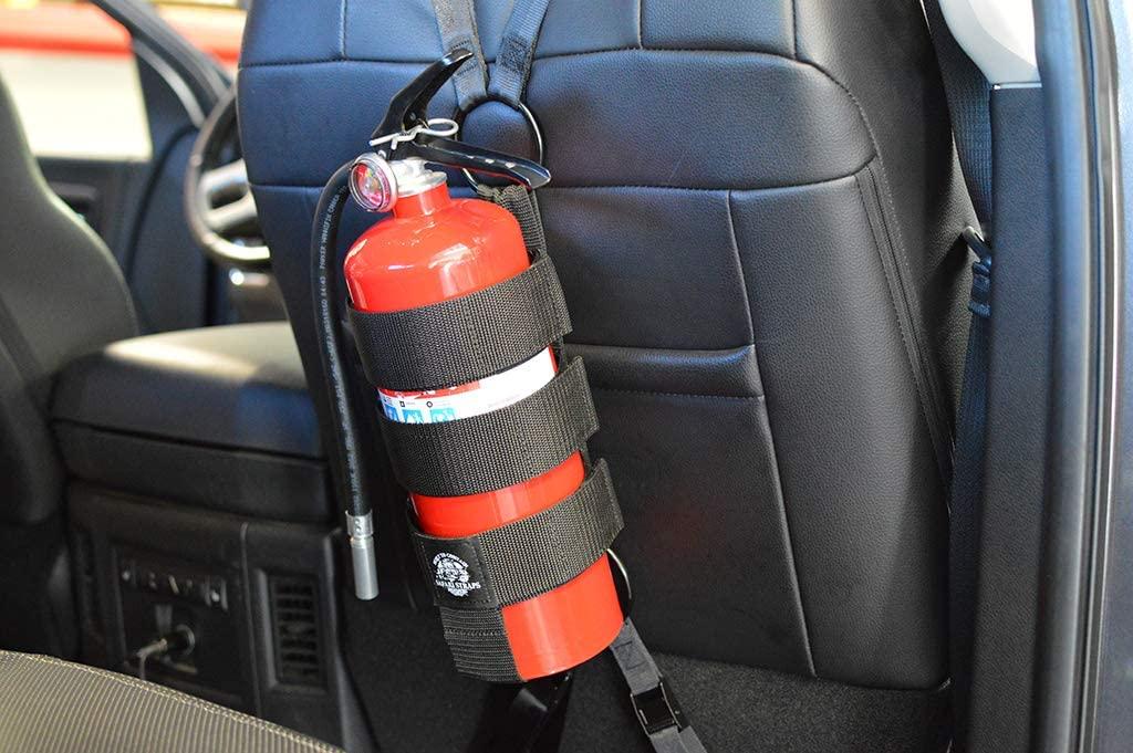 Xe tải có phải trang bị bình chữa cháy không?