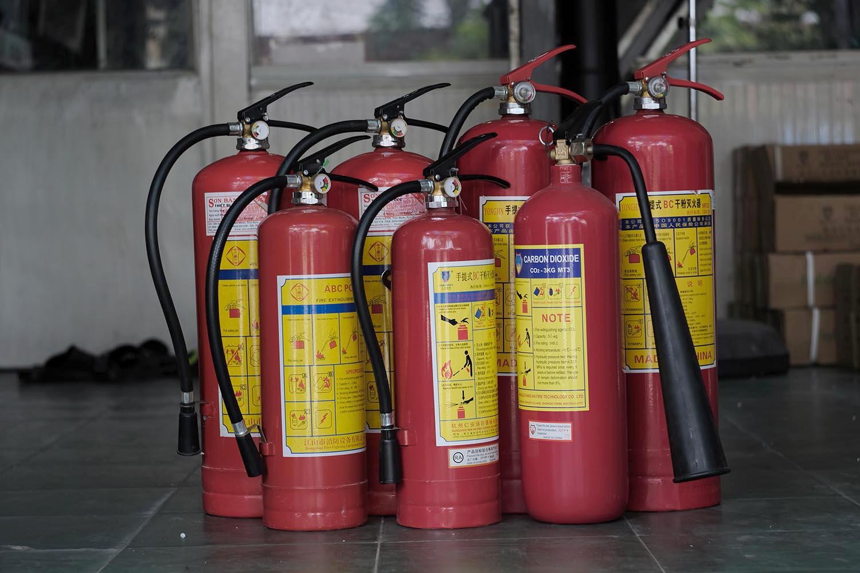 nơi bán bình chữa cháy khí co2 tại tphcm