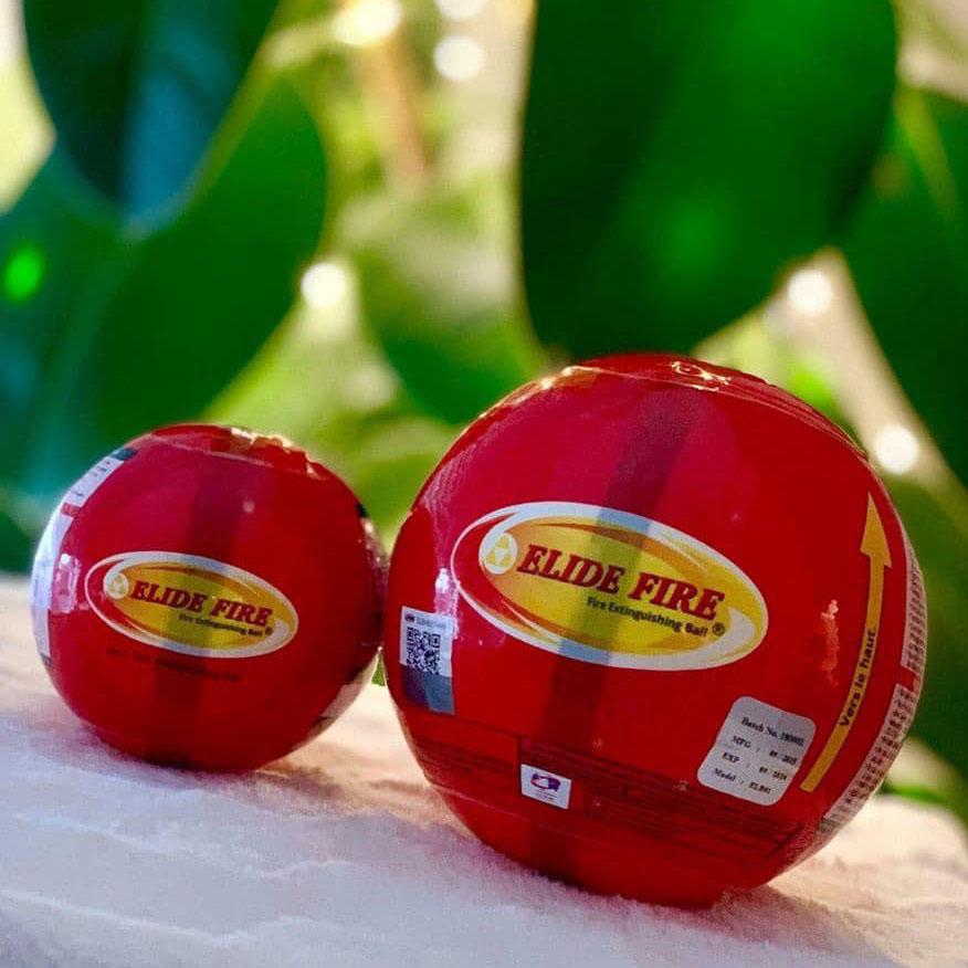 Bóng chữa cháy Elide Fire Ball Thái Lan cao cấp