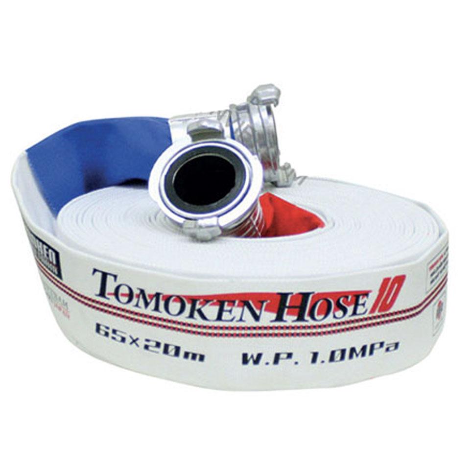 Vòi chữa cháy Tomoken Nhật Bản D50 10Bar 20m Ø50mm Japan