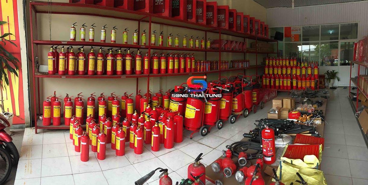 thiết bị cứu hỏa chính hãng giá rẻ